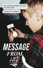 Message from Her × JB&JP by trusthimnow
