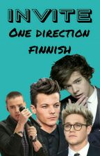 Invite||One Direction||Finnish by norppa__1D