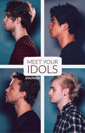 Meet your idols || 5sos by xxsassyqueenxx