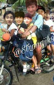 """Đọc Truyện [BTS] Bangtan School And Their """"Máu Tróa"""" Life"""