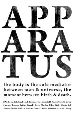 Apparatus: A Collection of Experimental Poetry, Prose, Photography by inspirituspress