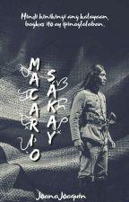 MACARIO SÁKAY by JoanaJoaquin