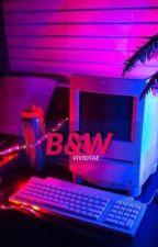 B&W ; co-ed group af by vividtae