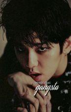 gangsta × byun baekhyun by -winterslilac