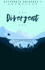 Divergent by anzwazour