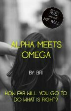 ALPHA MEETS OMEGA by being_west