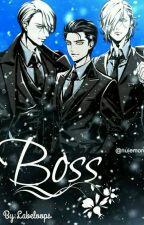 Boss (Victuri)  by Labeloops