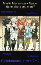 Mystic Messenger x Reader ((one-shots and more)) by Infamous-Kitten