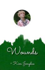 Wounds [+kjd ; Exo] by ikkijinsli