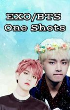 bts/exo one shots  by jojo_kpop_fan04