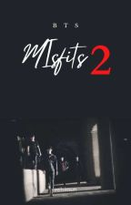 Misfits [Book 2] || BTS || by VelenneDanielle