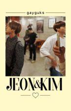 Jeon & Kim ➳jjk + kth by blesstaekxok