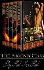 The Phoenix Club (written as CJ Bishop) by AMS1971