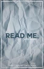 read me, by DkeChar