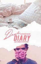 Dear Diary || Ziall Horlik by ExoAsLife