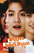 Byun Baekhyun ➡ chanbaek  [mini hiatus] by lonelybaek