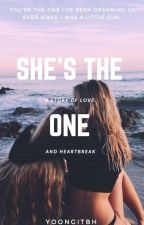 She's the One (GirlxGirl) by devinnsola