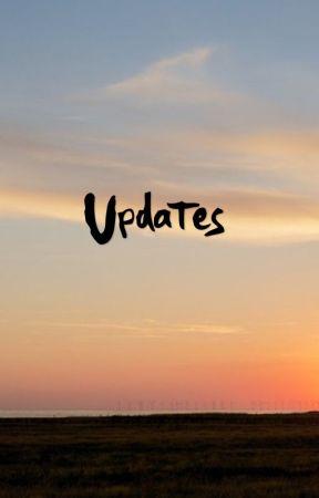 Updates by Lunarwisp