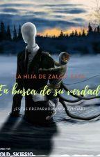 La Hija de Zalgo© 💕(Ticci Toby y Tú)💕 by Lobo_Lucy
