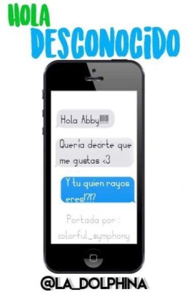 Hola Desconocido  by Scetileaf