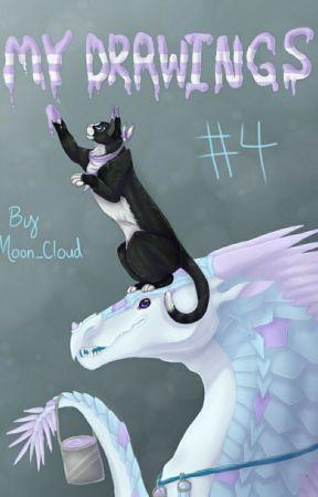 My Drawings #4 de Moon_Cloud
