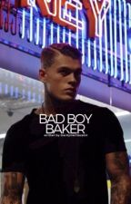 Bad Boy Baker  by marilynwritesalot