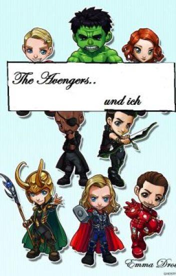 Die Avengers....und ich...