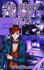 Una navidad un tanto... mágica (Newt Scamander y Lyra Black) by SolLilyLuna