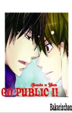 Go Public - Ijuuin x Yuu [Completed] by bakarizchan