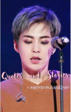 SAD LOVE QUOTES AND STORIES by medtechlovesKpop