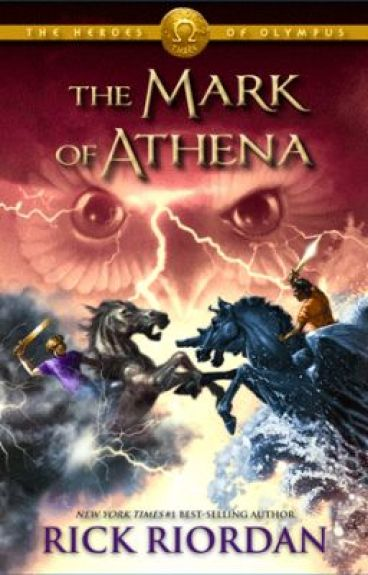 Mark of Athena: Predictions by theartynerdchick97