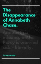 The Dissapearance of Annabeth Chase by let-me-eat-cake