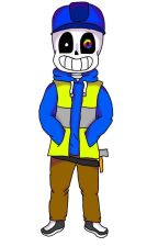 BuildTale - Au de Undertale - Build!Sans by GoldAZeta