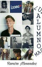 ¿Un Alumno Mas? || {Ramiro Menendez.} by humochiumiento
