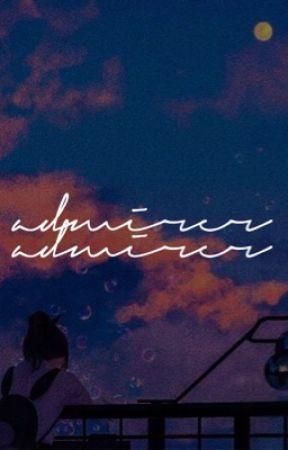 admirer | wenrene by withmyg