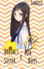 Aaron's Sister/ PDH Boys X Reader by Sanoi-Ket