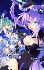 """Re-Play"" HyperDimension Neptunia Fanfic by Damon_Histy-M"