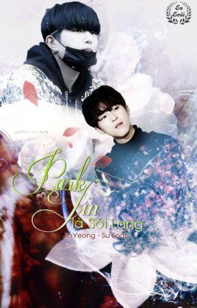 [JinYeong - D.O.B] Park Jin Là Sói Lang. by anhanhcbs0461