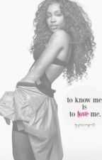 To Know Me Is To Love Me [REVAMPING] by pvssionfruit