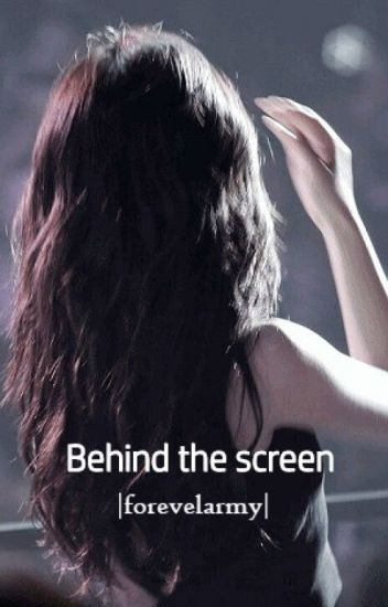 Behind the screen | bangtanvelvet