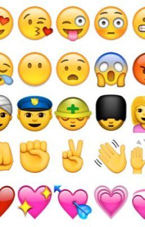 Les emoji  by licornepourtoute