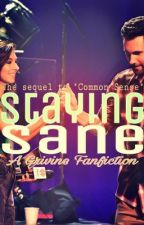 Staying Sane (A Grivine Fanfic) by TGC_07