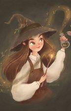 Таинственная Книга Таинственной Попаданки by shyshel