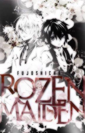 Rozen Maiden {MIKAYUU} by FUJOSHIxCHA