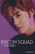 Bacon Squad Imagines by elmariatae