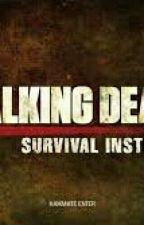 The Walking Dead | Începutul Apocalipsei si Sfarsitul lumii by FanArt7
