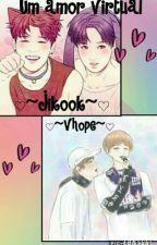 ♡~Jikook e Vhope~♡ - Um amor virtual by Manu_Army