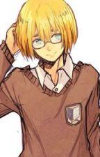 Armin x Reader Fluff  by KaiMichealis