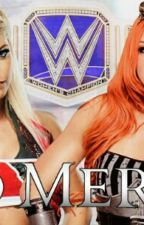{Alexa Bliss}and{Becky Lynch} Love story by Asiawwe1
