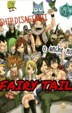 Ship Fairy Tail by Denicolor